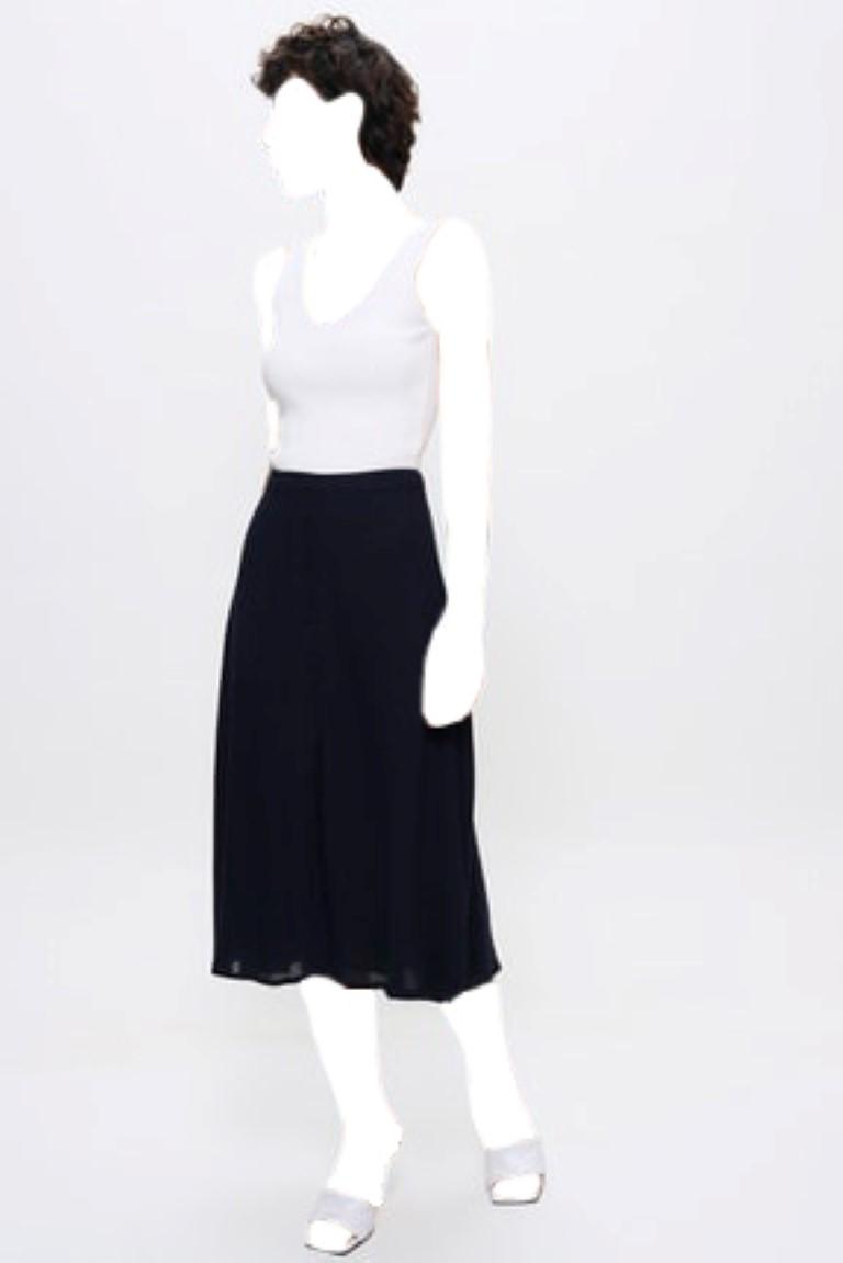 خرید اینترنتی دامن خاص زنانه برند MANGO Woman منگو رنگ مشکی کد ty88870392