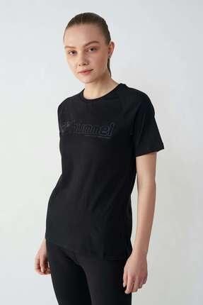 تیشرت زنانه ساده مارک هومل رنگ مشکی کد ty101427685