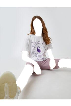 خرید تیشرت 2021 زنانه برند کوتون کد ty118380441