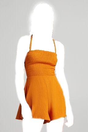 تولوم زنانه خاص برند برشکا رنگ نارنجی کد ty122912806