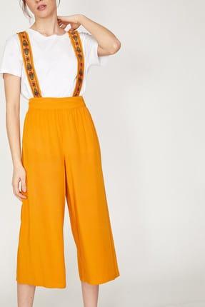 فروش تولوم زنانه شیک و جدید برند کوتون رنگ زرد ty4407760