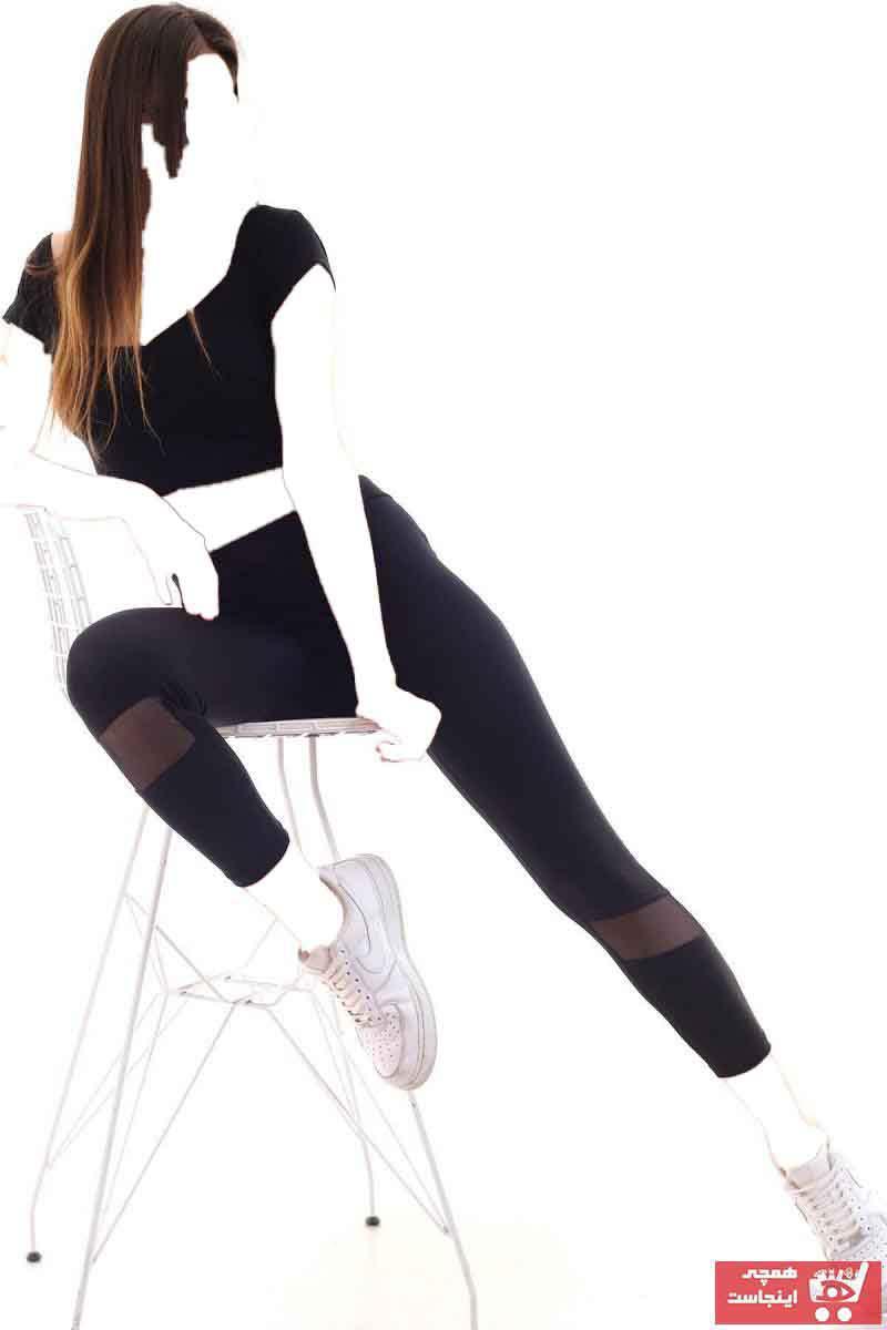 فروشگاه ساپورت ورزشی زنانه سال 1400 برند Mossta رنگ مشکی کد ty43213898