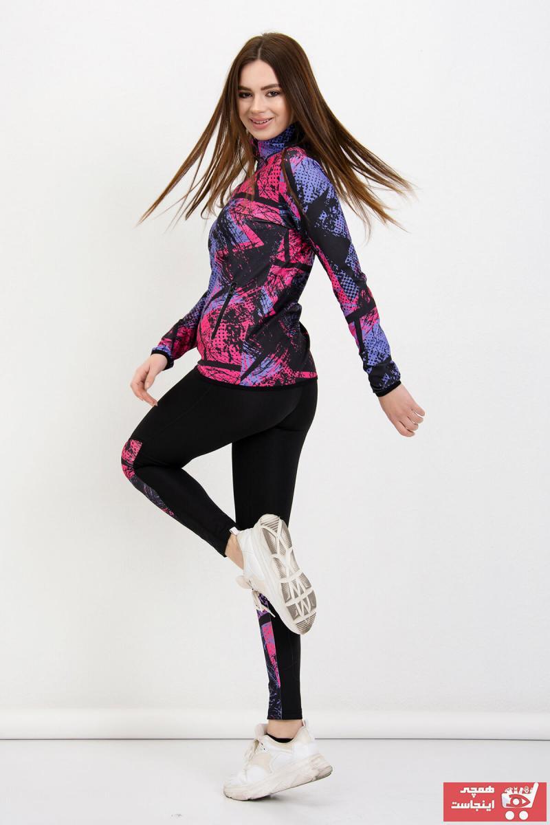 خرید نقدی لگ ورزشی زنانه فروشگاه اینترنتی برند Mossta رنگ بنفش کد ty57602053