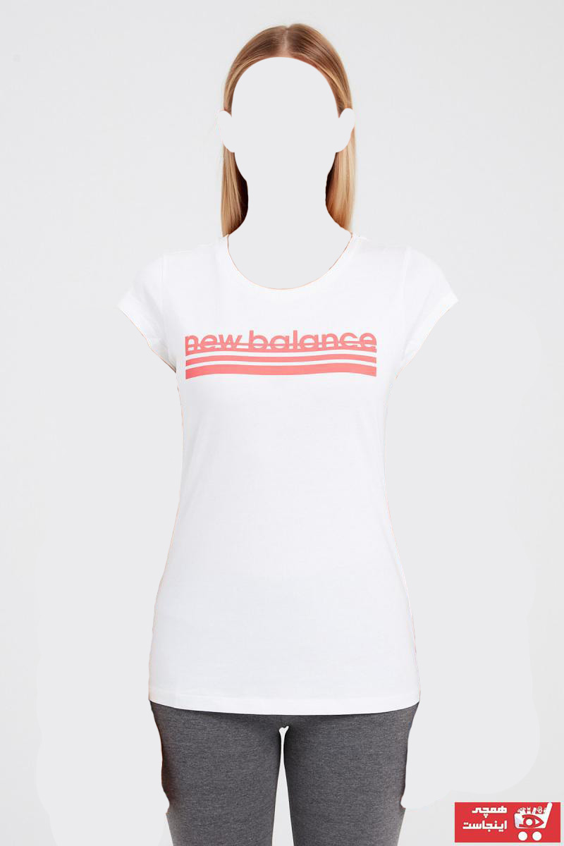 تیشرت ورزشی 2021 زنانه برند New Balance کد ty37203720