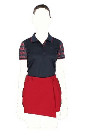 پولوشرت زنانه اسپرت جدید برند Ruck & Maul رنگ لاجوردی کد ty119753161
