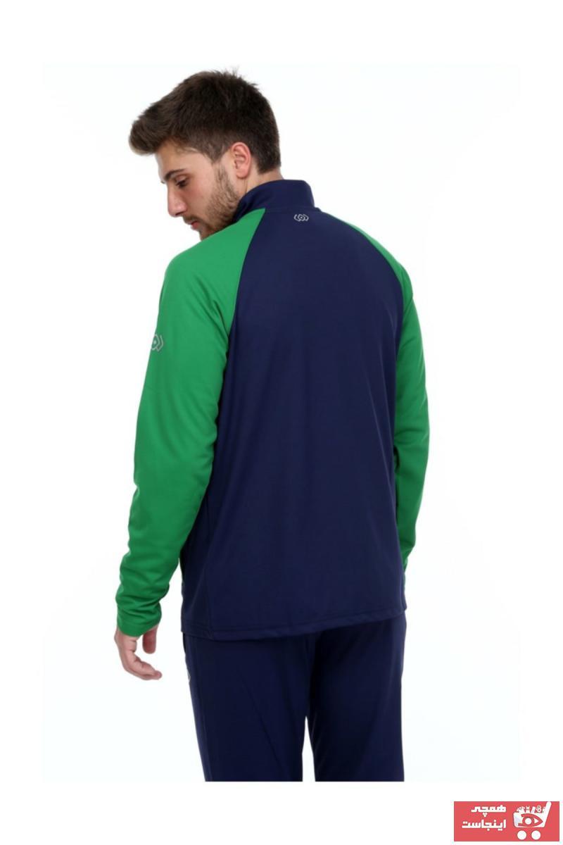 خرید پستی گرمکن ورزشی زیبا برند Dafron رنگ لاجوردی کد ty34936488