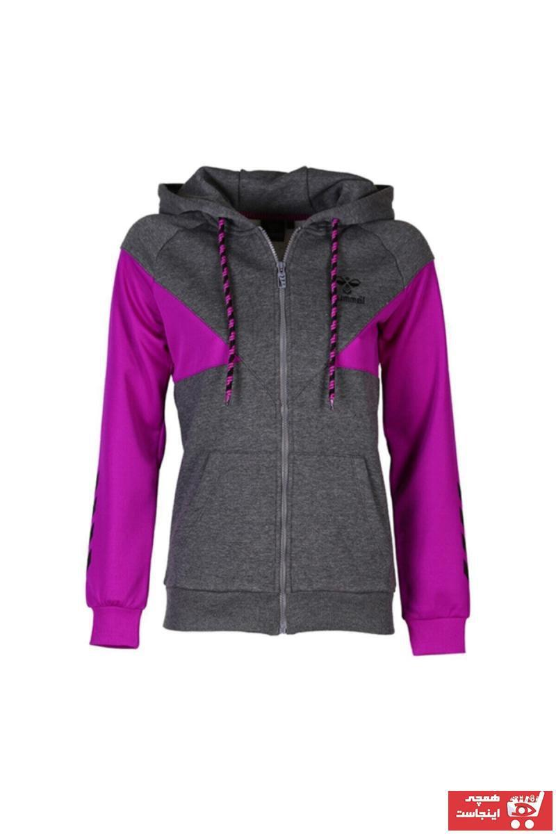 خرید ارزان گرمکن ورزشی زنانه پیاده روی برند هومل کد ty3811944