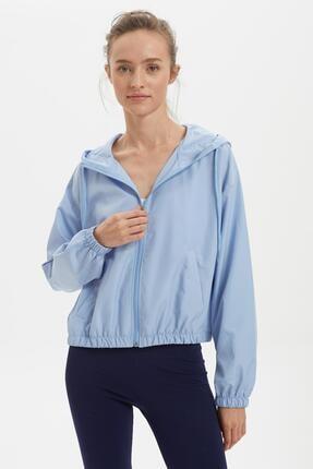 خرید اینترنتی کاپشن خاص زنانه برند دفاکتو رنگ آبی کد ty41806756