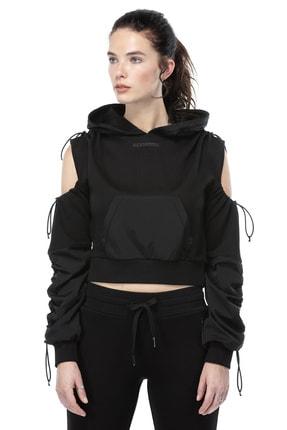خرید پستی سویشرت شیک زنانه برند Ruck & Maul رنگ مشکی کد ty62982575