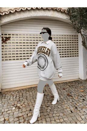 مدل سویشرت زنانه برند Modayıldızlar رنگ بنفش کد ty68642682