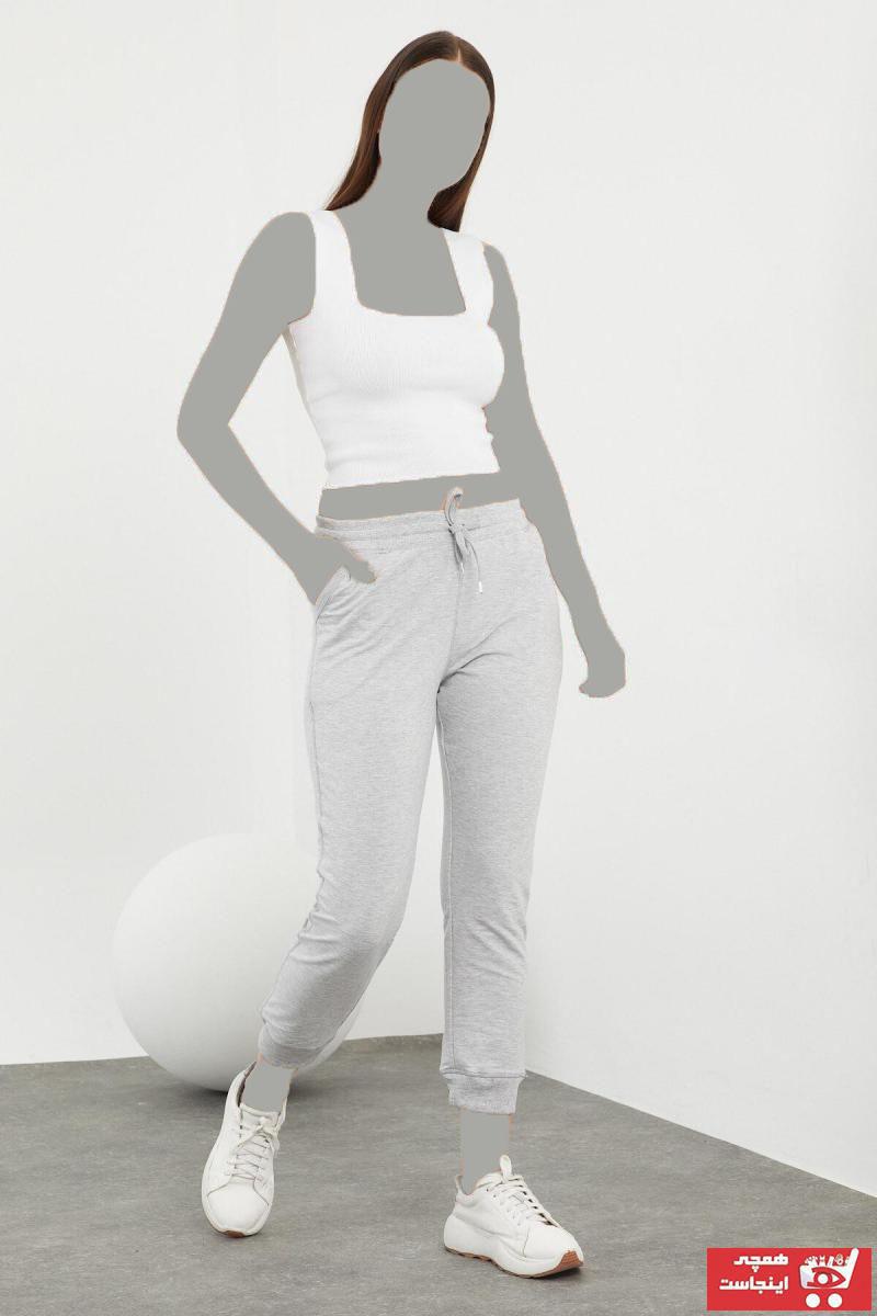 خرید انلاین اسلش زنانه ترکیه برند Viking Jeans رنگ نقره ای کد ty70424862