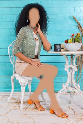 فروش نقدی ژاکت بافتی زنانه خاص برند Hyde Park رنگ سبز کد ty103156163