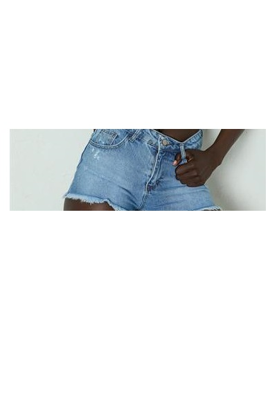 شلوار جین زنانه فانتزی برند Kilroy رنگ آبی کد ty108186977