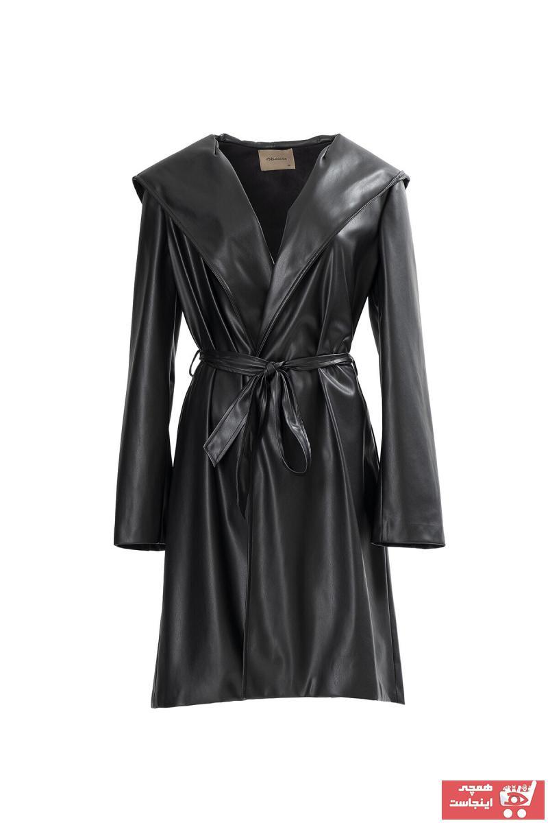 ژاکت زنانه برند EXPLOSION رنگ مشکی کد ty111242678