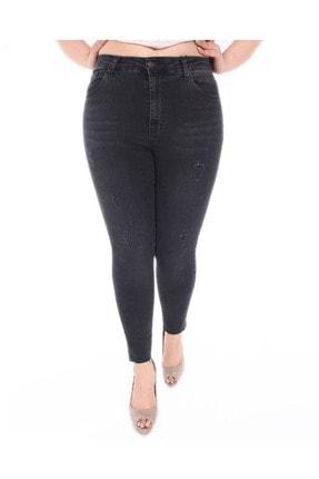 خرید انلاین شلوار جین زنانه طرح دار برند CEDY DENIM رنگ مشکی کد ty111856726