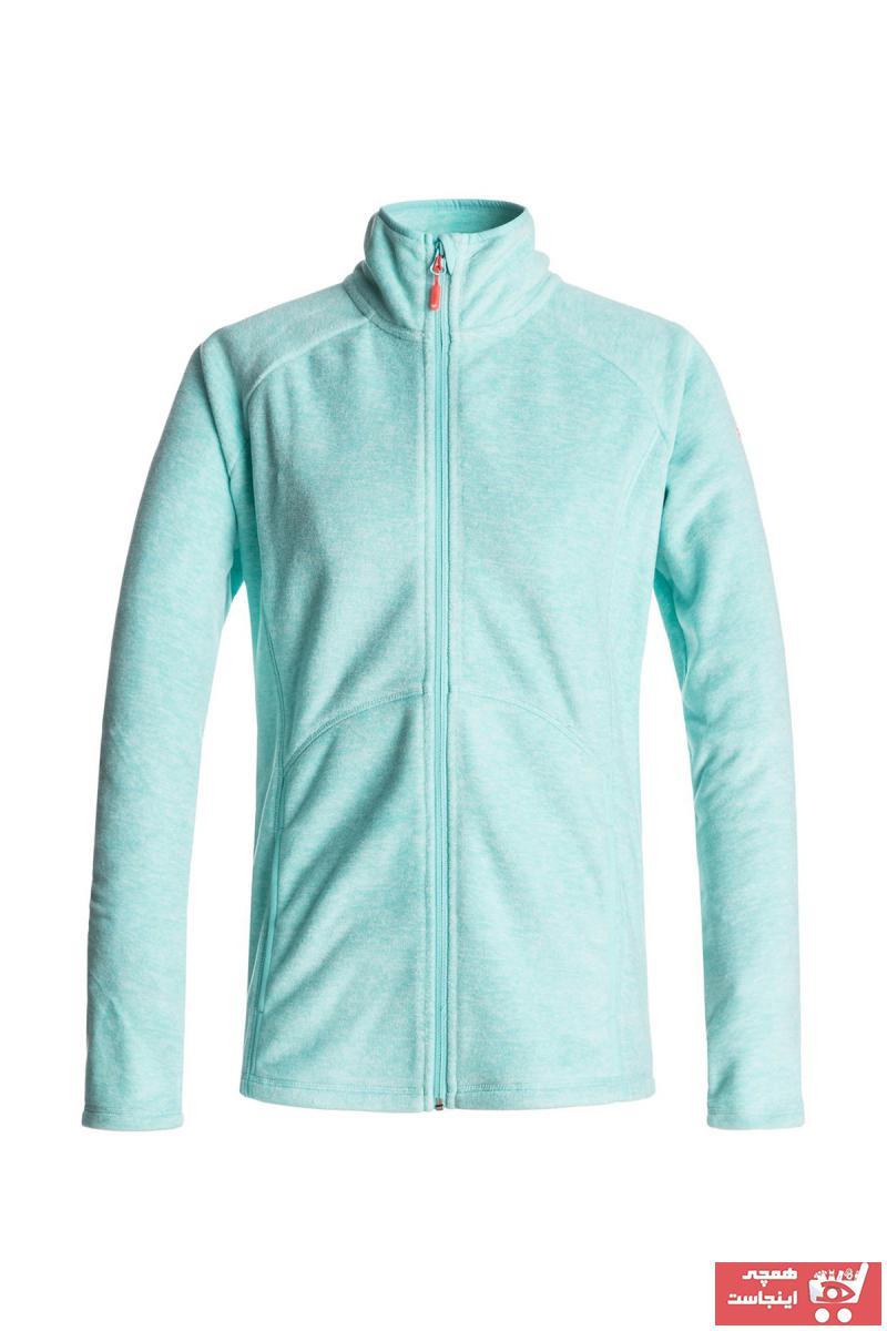 خرید ارزان گرمکن ورزشی زنانه پیاده روی برند Roxy رنگ آبی کد ty1970591