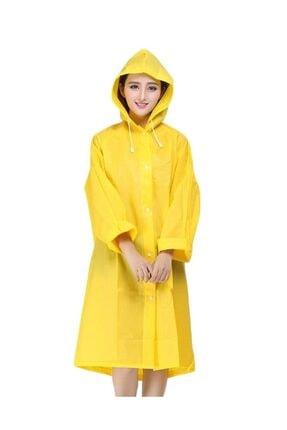 خرید بارانی زنانه ست برند İMEXTECH رنگ زرد ty43457225