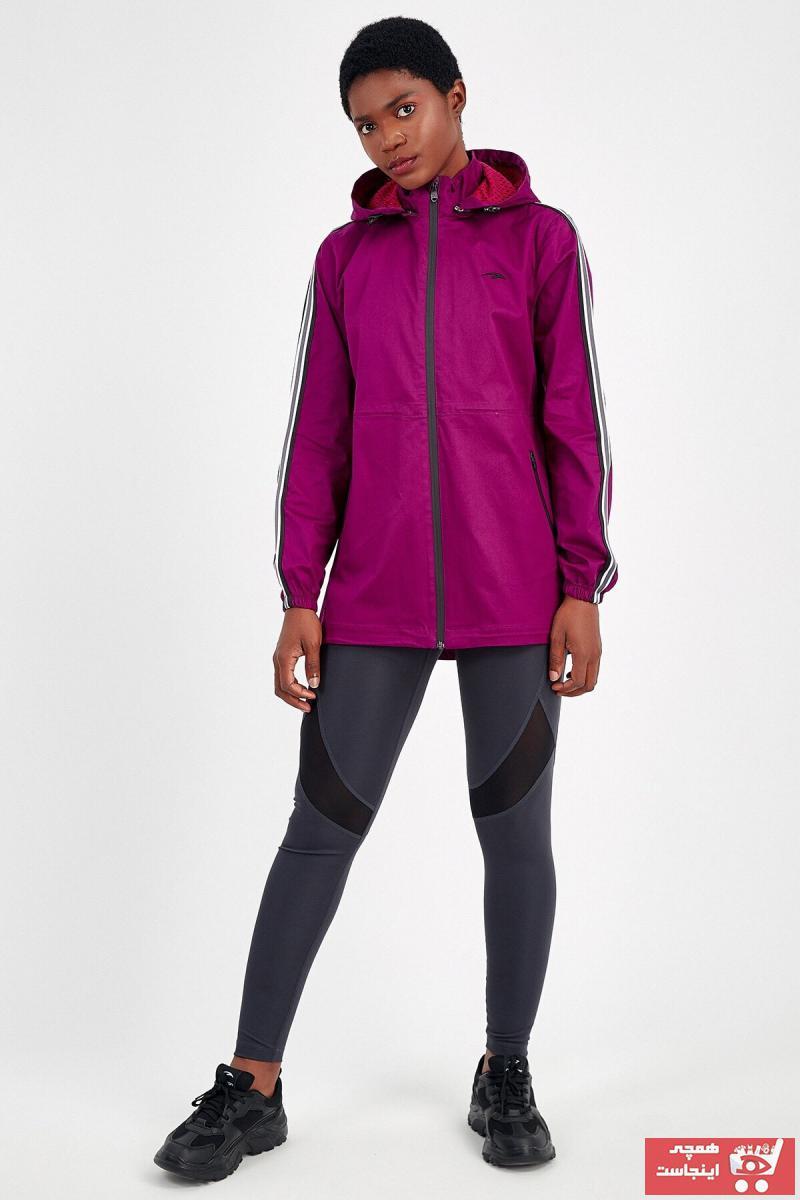 خرید گرمکن ورزشی زنانه شیک برند MARATON رنگ بنفش کد ty47118963