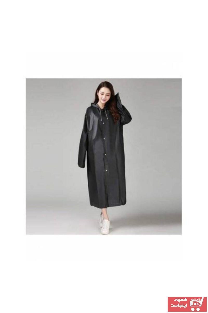 خرید مستقیم بارانی جدید برند Marlux رنگ مشکی کد ty48139128