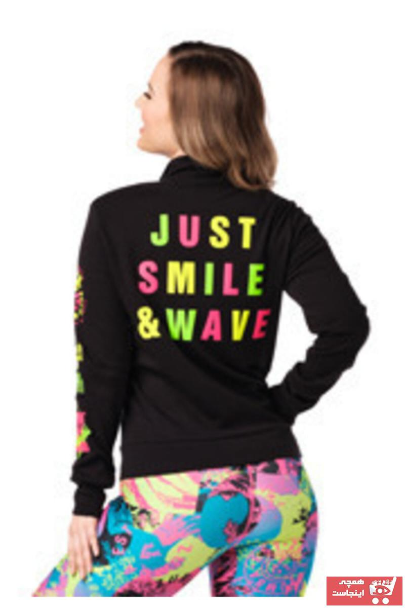 سفارش گرمکن ورزشی زنانه ارزان برند ZUMBA رنگ مشکی کد ty51761825