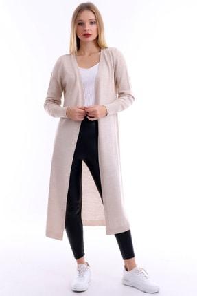 ژاکت بافتی خاص زنانه برند Matte رنگ بژ کد ty52263083