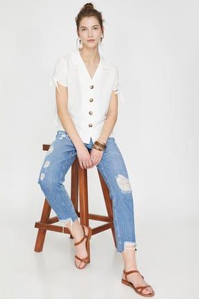 فروش اینترنتی شلوار جین زنانه با قیمت برند کوتون کد ty6286598