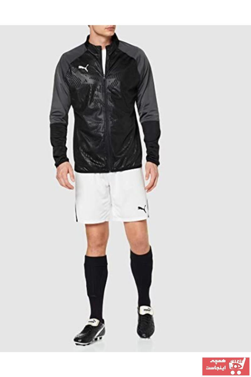 خرید گرمکن ورزشی زنانه شیک برند Puma رنگ مشکی کد ty83196516