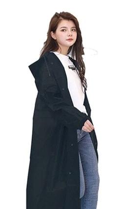 خرید انلاین بارانی زنانه طرح دار برند asmy رنگ مشکی کد ty86986333