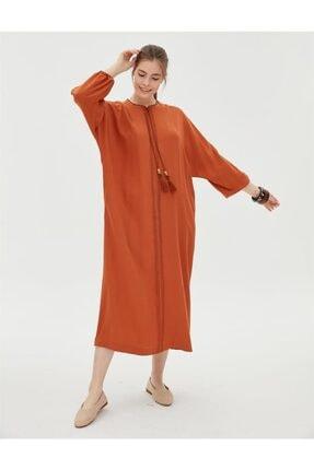 سفارش مانتو زمستانی زمستانی زنانه برند Kayra رنگ نارنجی کد ty103734981