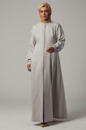 مدل مانتو زنانه برند Kayra رنگ نقره ای کد ty44309570