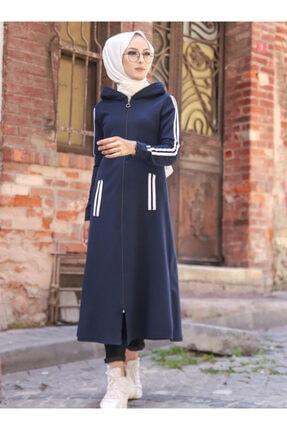 خرید پستی مانتو اصل زنانه برند TOFİSA رنگ لاجوردی کد ty77949672