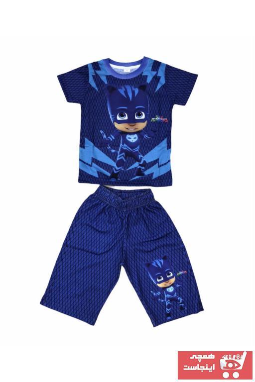 لباس خاص بچه گانه ارزان قیمت برند Dıgıl Kids رنگ آبی کد ty100205932
