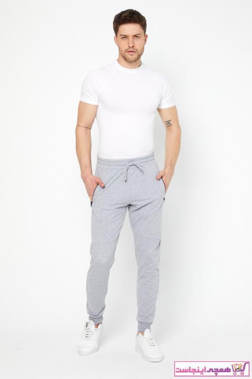 خرید انلاین اسلش مردانه ترکیه برند Duxxo رنگ نقره ای کد ty100324319