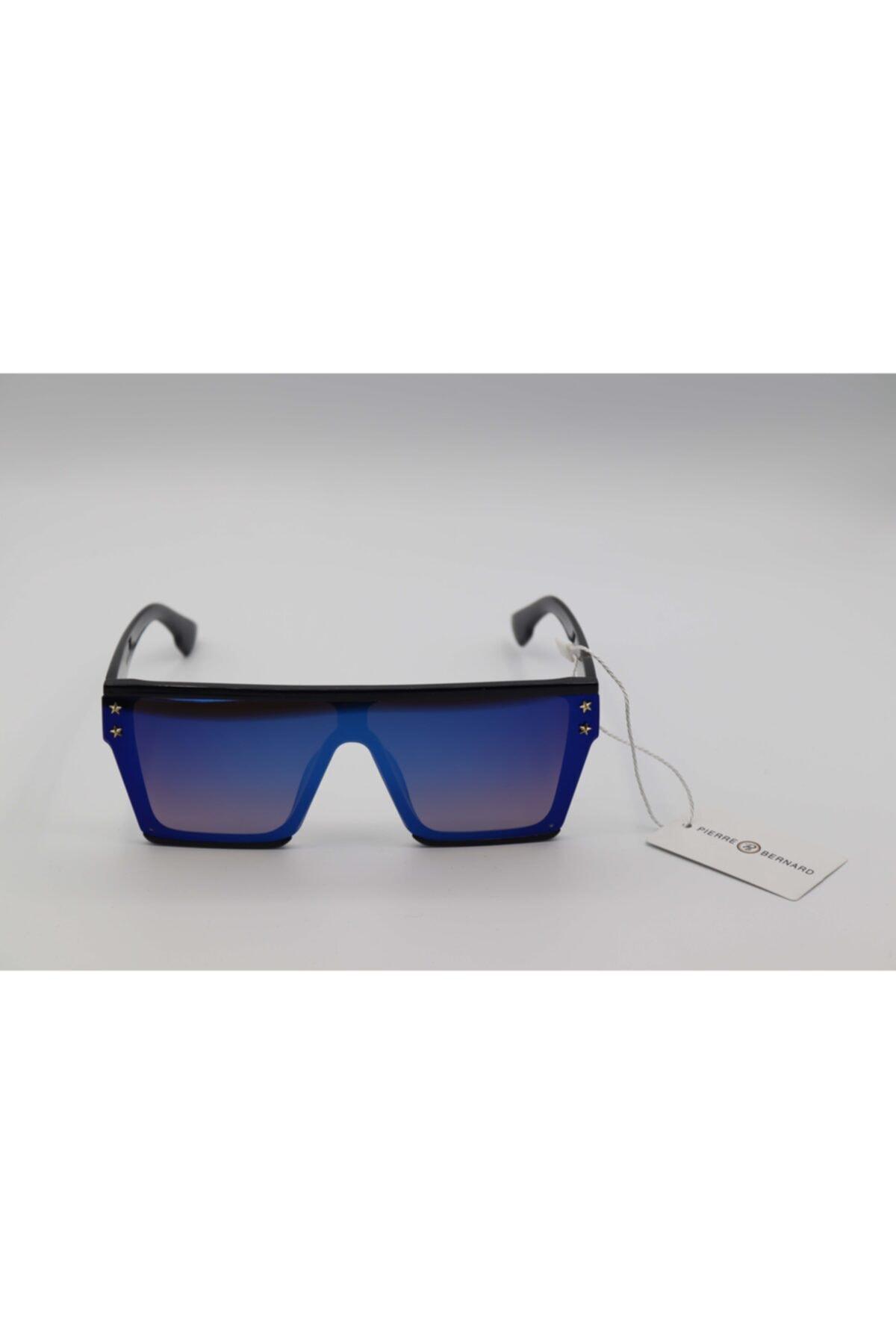 عینک آفتابی زنانه تابستانی برند Pierre Bernard رنگ لاجوردی کد ty100338214
