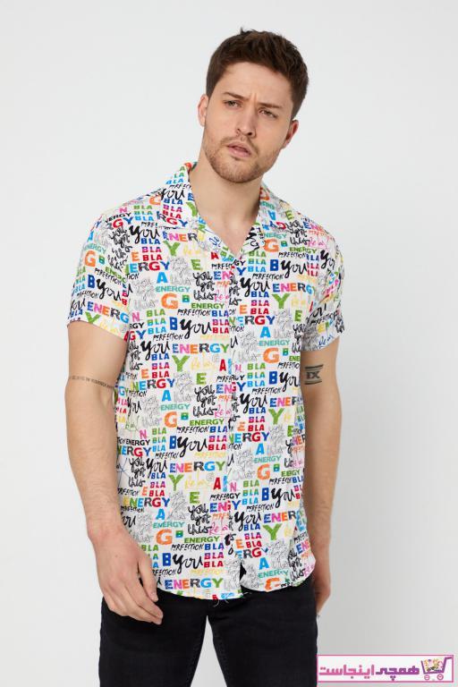 خرید انلاین پیراهن اسپرت مردانه ترکیه برند Tarz Cool رنگ بژ کد ty100365946