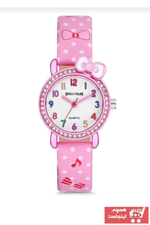 خرید ساعت دخترانه فانتزی برند Leerybee رنگ صورتی ty100375413