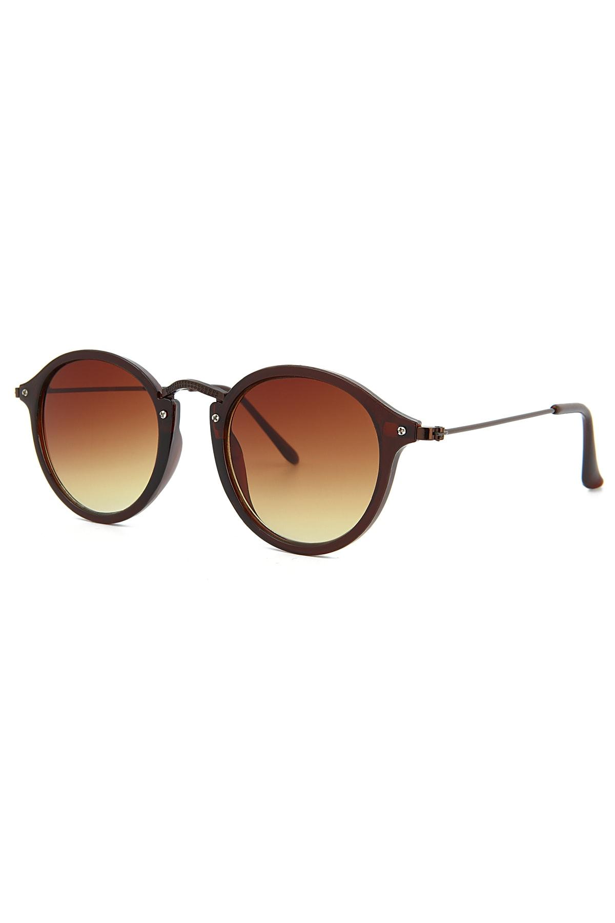 خرید انلاین عینک آفتابی جدید زنانه شیک مارک Aqua Di Polo 1987 رنگ قهوه ای کد ty100437256