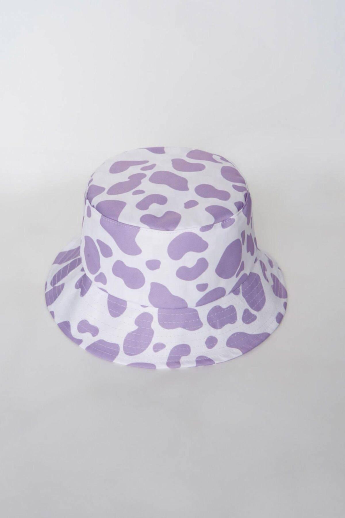 فروش پستی کلاه مردانه اصل جدید Precious Box رنگ بنفش کد ty100521423