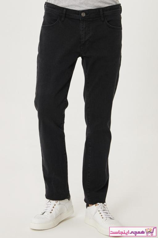 فروش پستی ست شلوار جین مردانه برند ALTINYILDIZ CLASSICS رنگ مشکی کد ty101098344