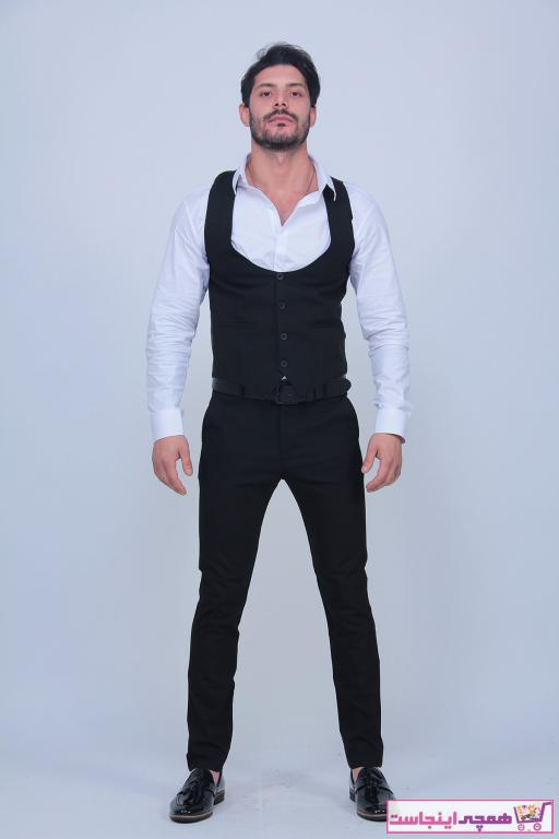 کت شلوار اورجینال برند Black Sokak رنگ مشکی کد ty101105694