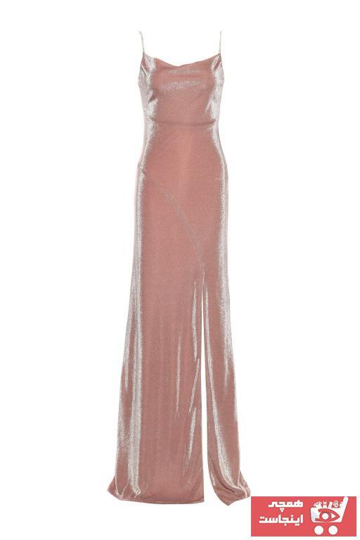 خرید اینترنتی لباس مجلسی بلند برند ترندیول میلا رنگ صورتی ty101149348