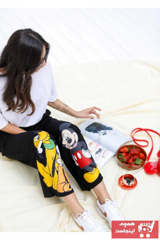 فروش اسلش زنانه خفن برند Zarifsin رنگ مشکی کد ty101389051