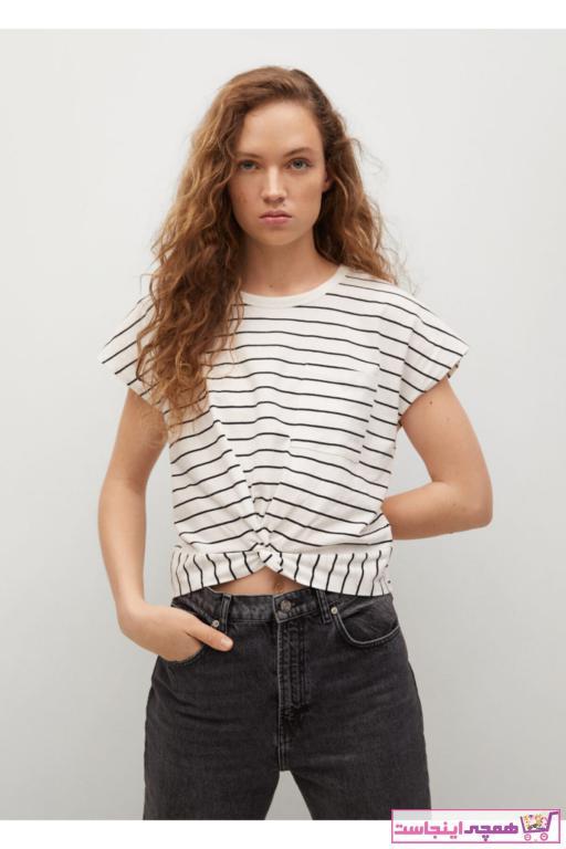 سفارش نقدی تی شرت ارزان برند MANGO Woman کد ty101771189