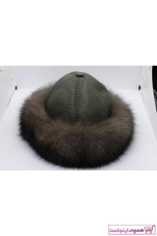 کلاه اورجینال babilstore رنگ خاکی کد ty101800257