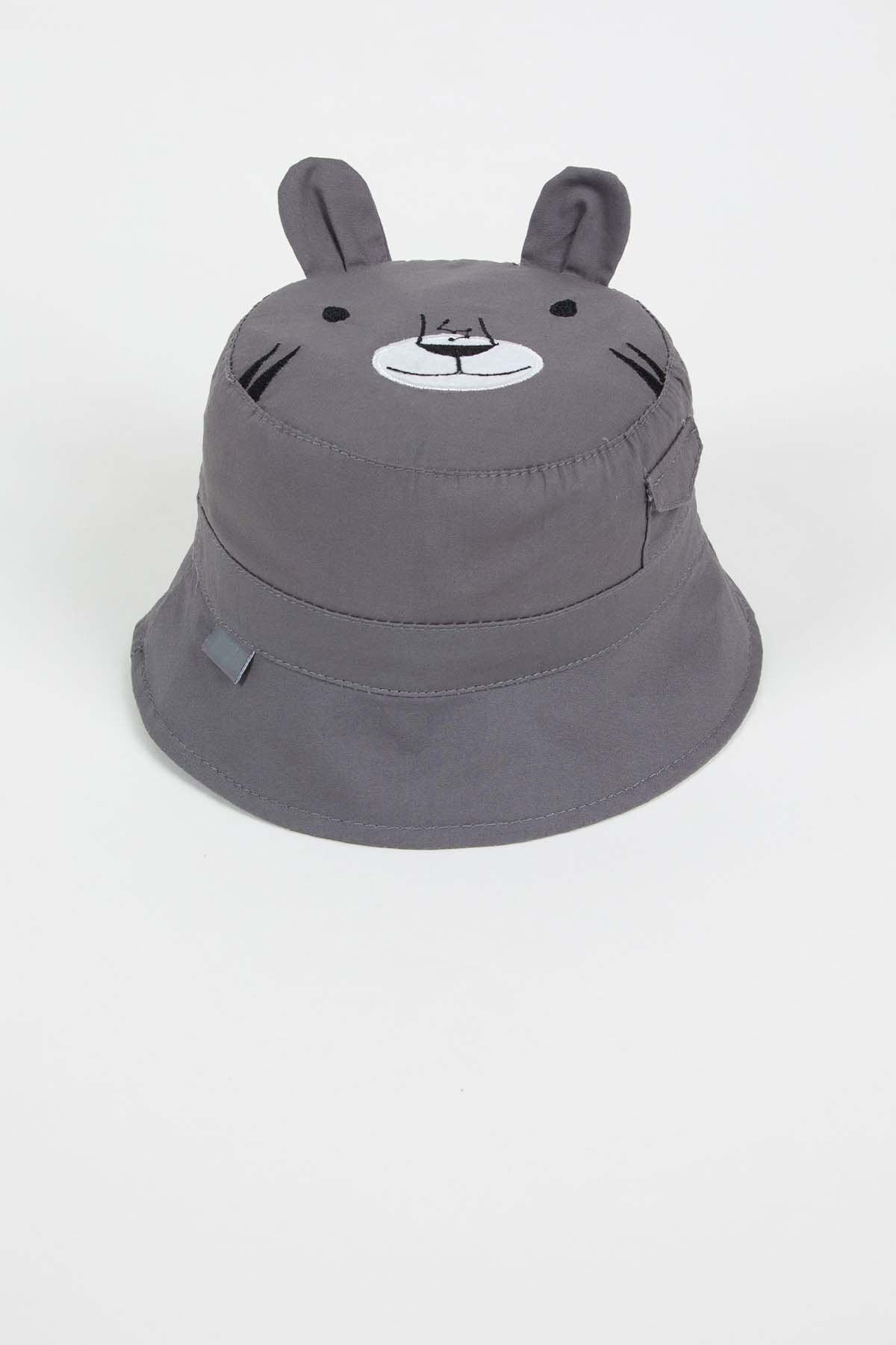 خرید  کلاه نوزاد پسرانه فانتزی برند Krazber رنگ نقره ای کد ty101848974