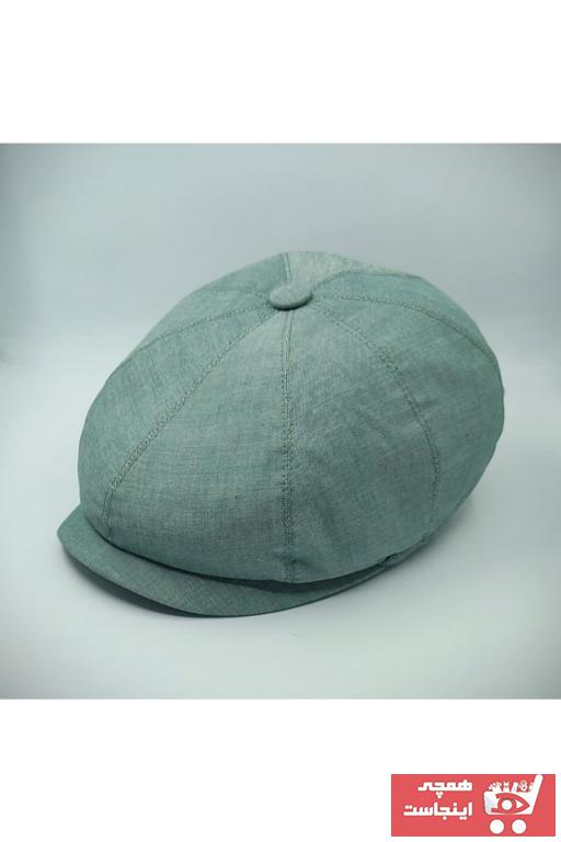 فروشگاه کلاه مردانه برند KARNAS ŞAPKA رنگ آبی کد ty102241769