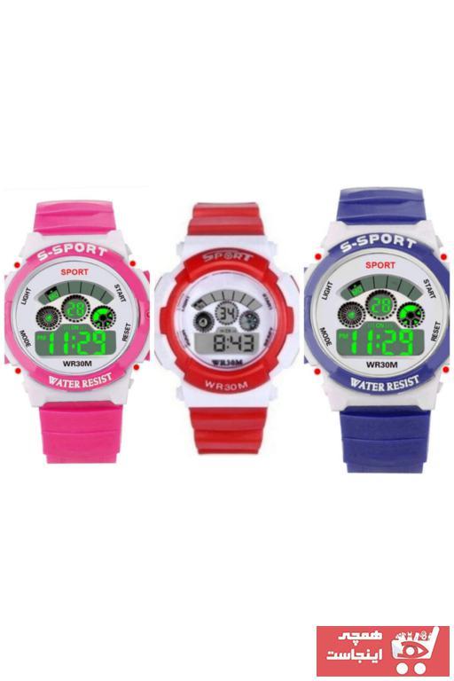 خرید اینترنتی ساعت خاص برند Akın Shop رنگ صورتی ty102598526