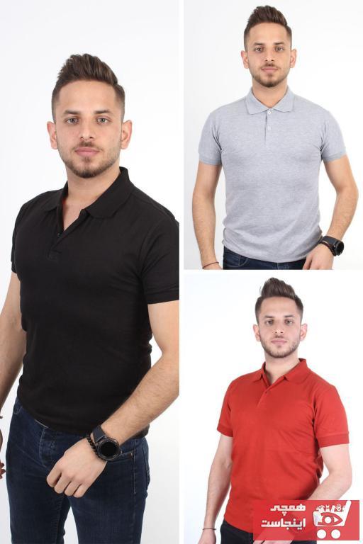خرید پولوشرت مردانه شیک مجلسی برند YASAR GİYİM رنگ مشکی کد ty103672039