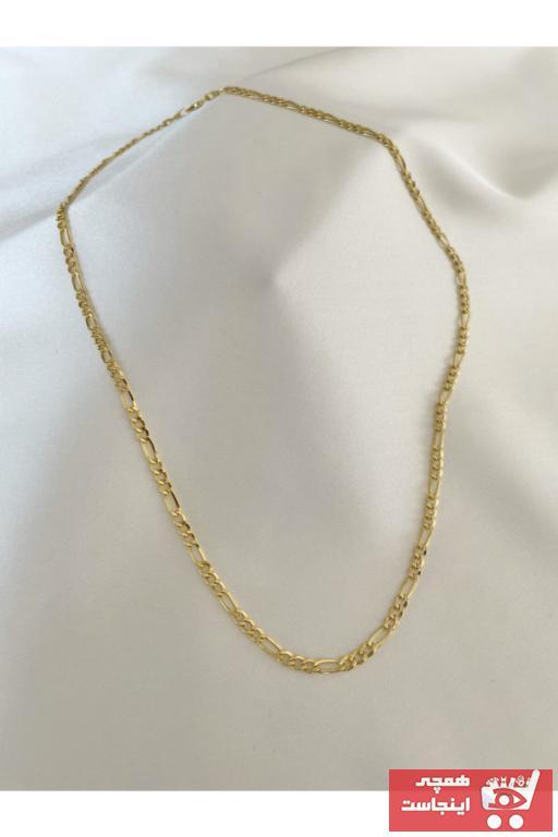 ست گردنبند طلا مردانه برند 14 KUYUMCULUK رنگ زرد ty103675678