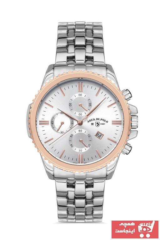 خرید ساعت مردانه 2021 مارک Aqua Di Polo 1987 رنگ نقره کد ty103748480